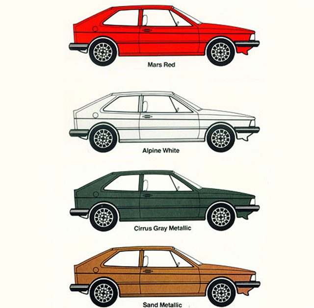 Here\u0027s Why Modern Car Brochures Suffer From A Lack Of Style