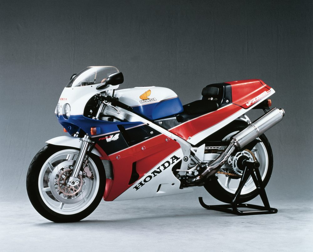Motorcycle Racing Logo Design Did Honda Design The Most Tasteful Sports Bike In 1987 Petrolicious