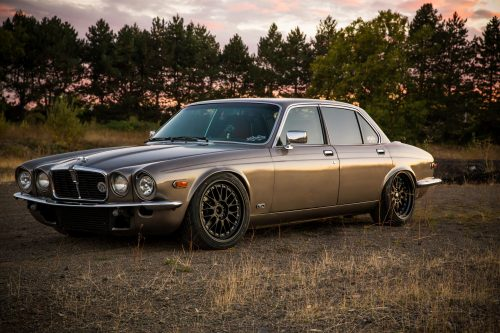 This Jaguar XJ6 Has Been Engineered To Go Sideways \u2022 Petrolicious