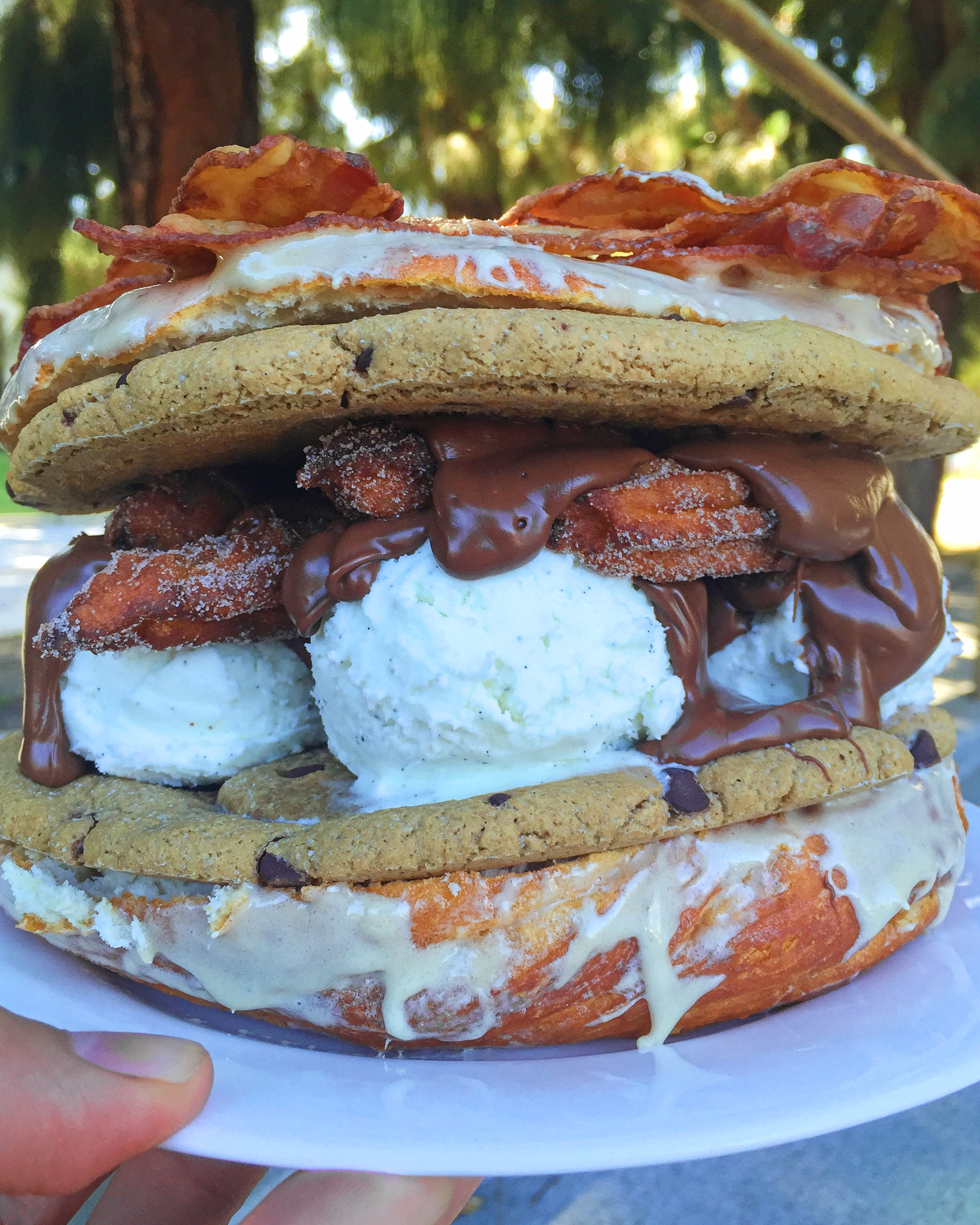 Fullsize Of Cookie Ice Cream Sandwich