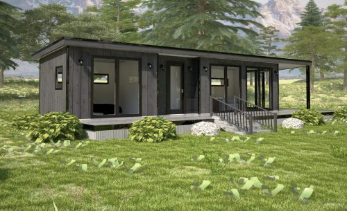 Medium Of Tiny House For Sale With Land
