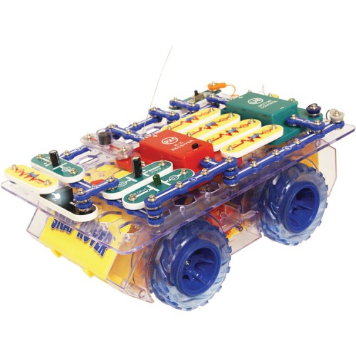 snap circuit rc rover