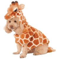 Giraffe Hoodie Pet Costume : The Animal Rescue Site