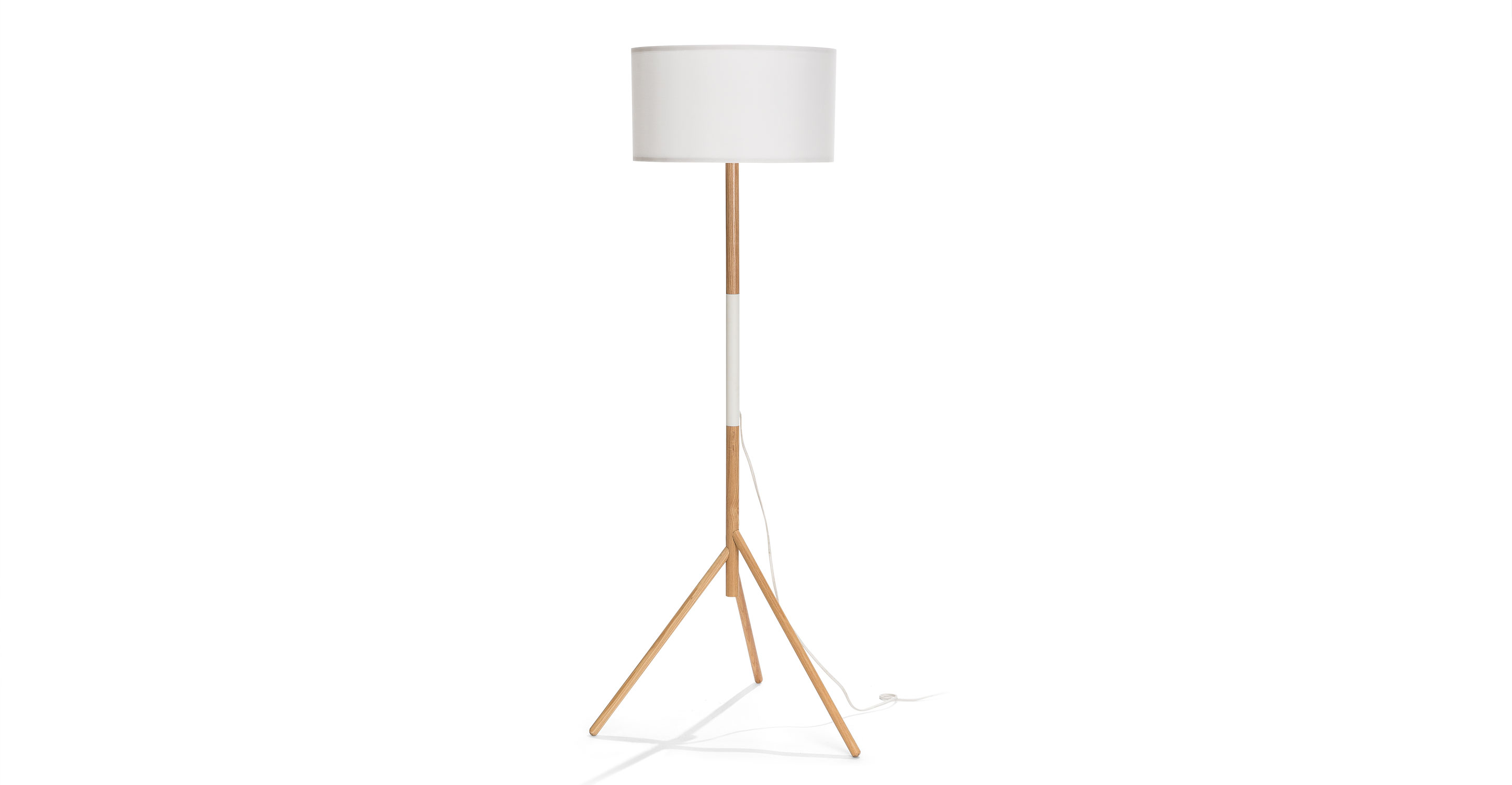 Tripod Table Lamp Ikea Stilt White Floor Lamp Lighting Article Modern Mid