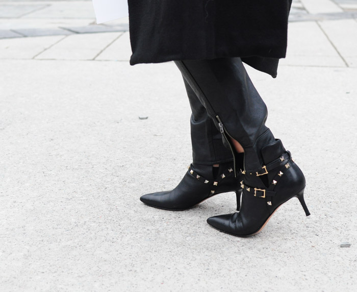 5 Reasons Why Valentino Rockstud Boots Bring The Edge To