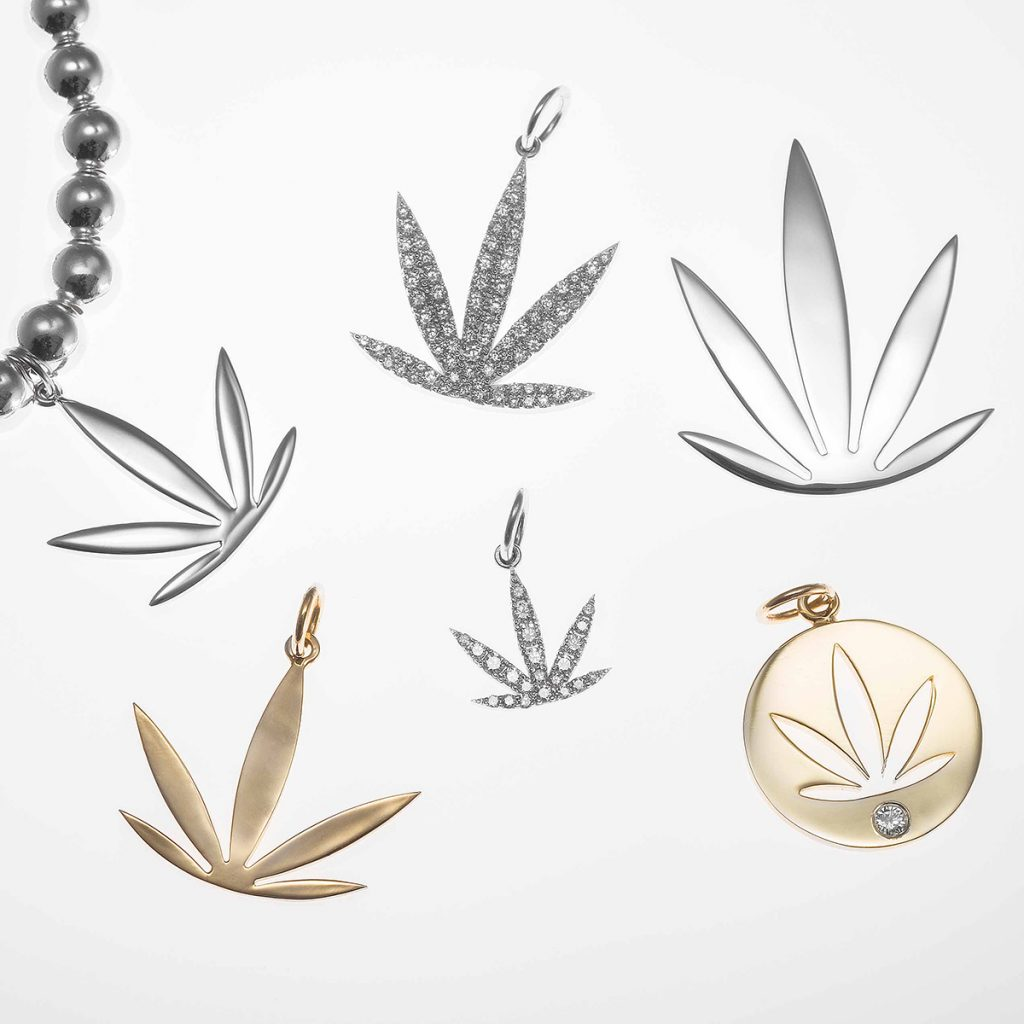 Magnolia Farms Jewelry Smoke And Mirrors Designer Cannabis Jewelry To Elevate Any