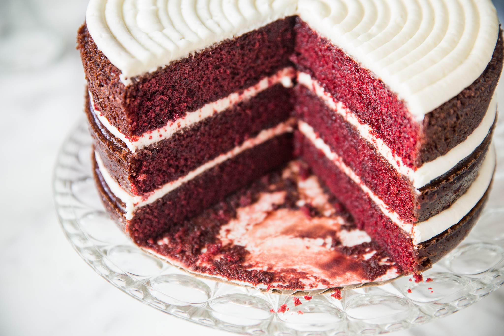 What Is Velvet Made Of Red Velvet Cake