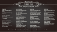 Chalkboard Menus Related Keywords & Suggestions