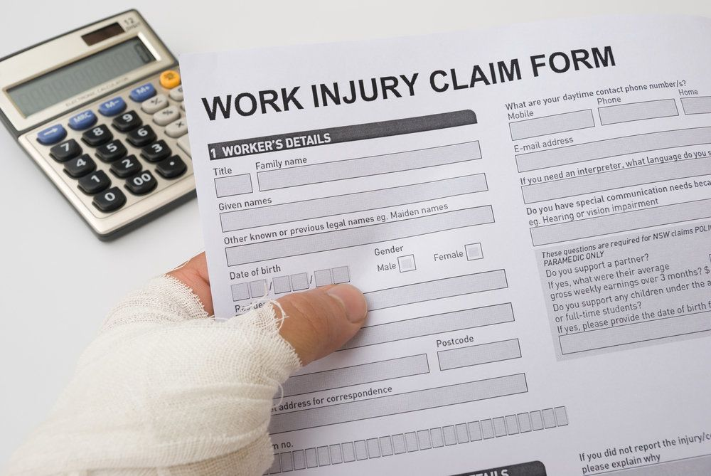 Work Compensation Attorney - Great Falls, MT - Workers\u0027 Compensation - worker compensation form