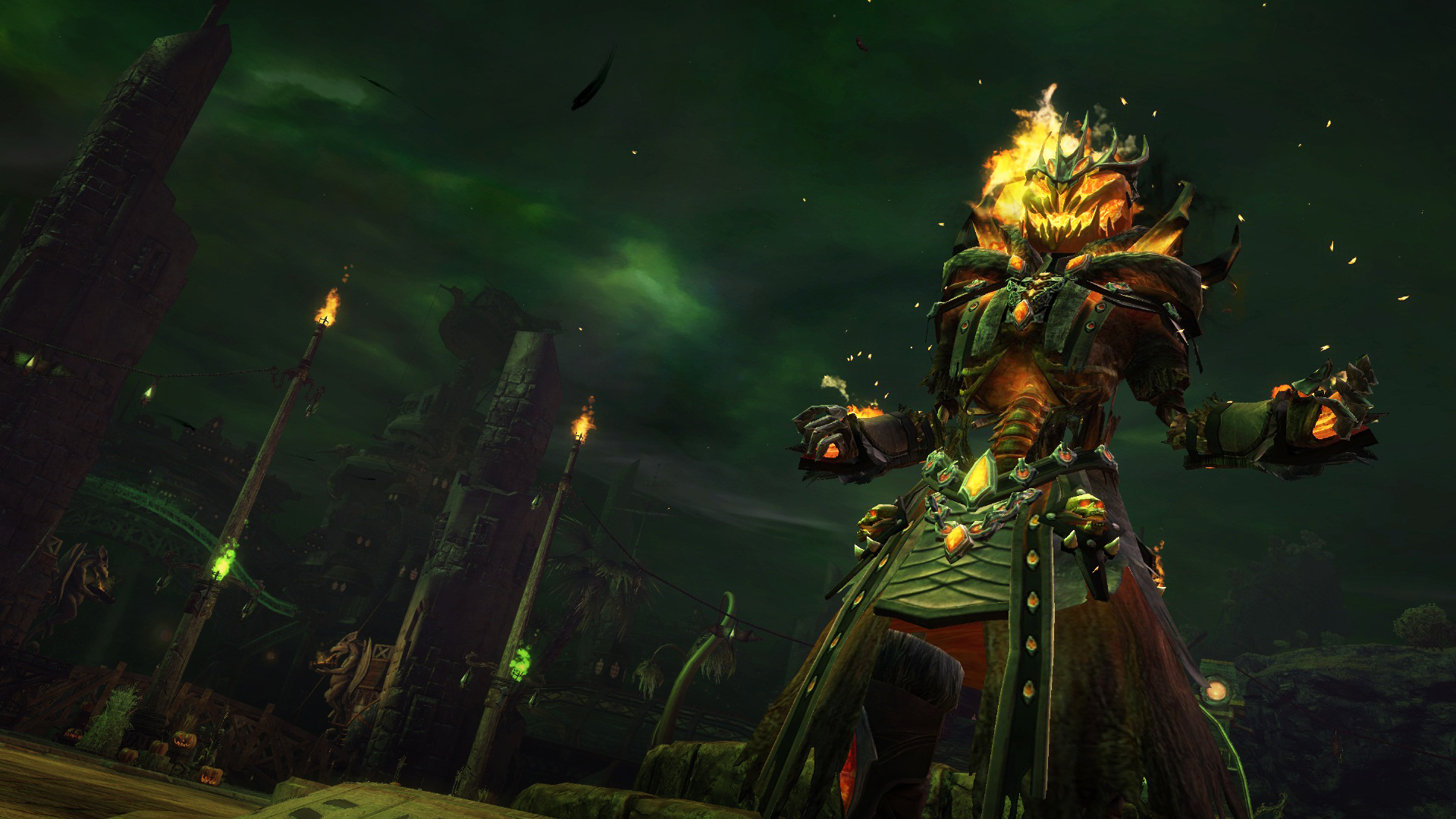 Horror Animated Wallpapers For Pc Shadow Of The Mad King October 2012 Guildwars2 Com