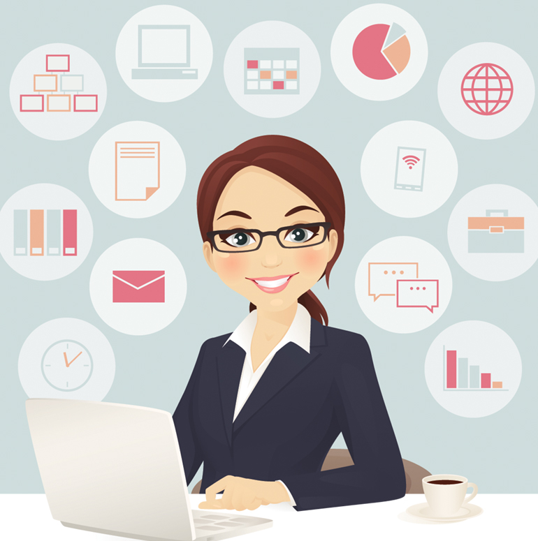 administrative assistant - Kubreeuforic