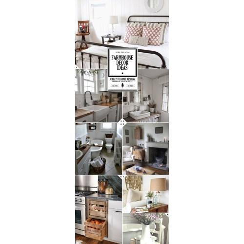 Medium Crop Of Farmhouse Home Design