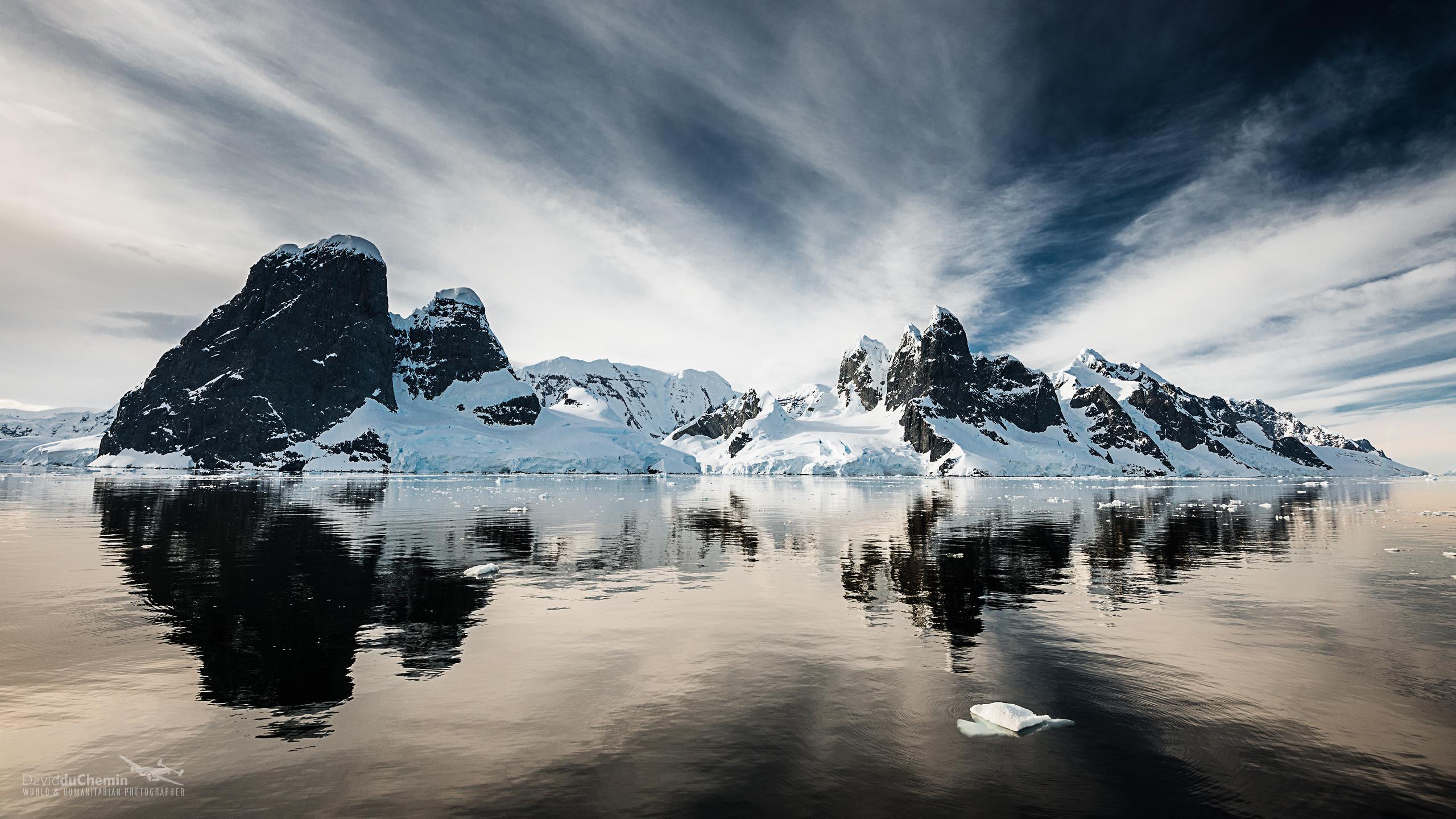 3d Galaxy Wallpaper Widescreen Desktop Wallpapers Antarctica David Duchemin World