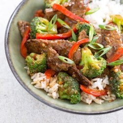 Beauteous Broccoli Beef Oyster Sauce Test Kitchen Stir Fry Broccoli Rabe Stir Fry Broccoli Mushroom Onion