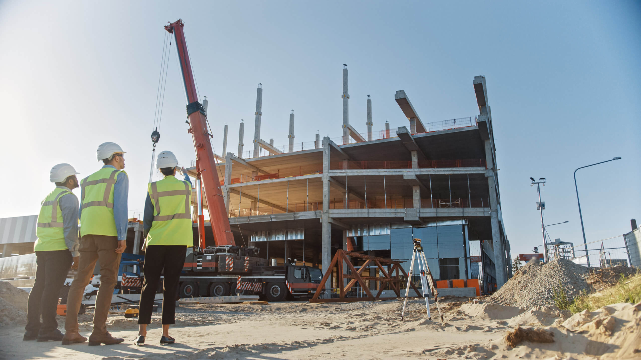 Commercial General Contractors: What, When, and Why - MH Williams