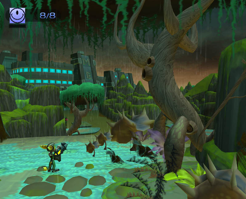 Resistance Fall Of Man Wallpaper Ratchet Amp Clank Going Commando Insomniac Games