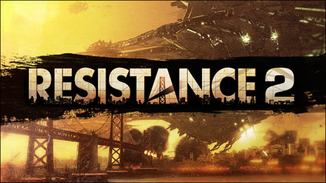 Resistance Fall Of Man Wallpaper Resistance 2 Insomniac Games