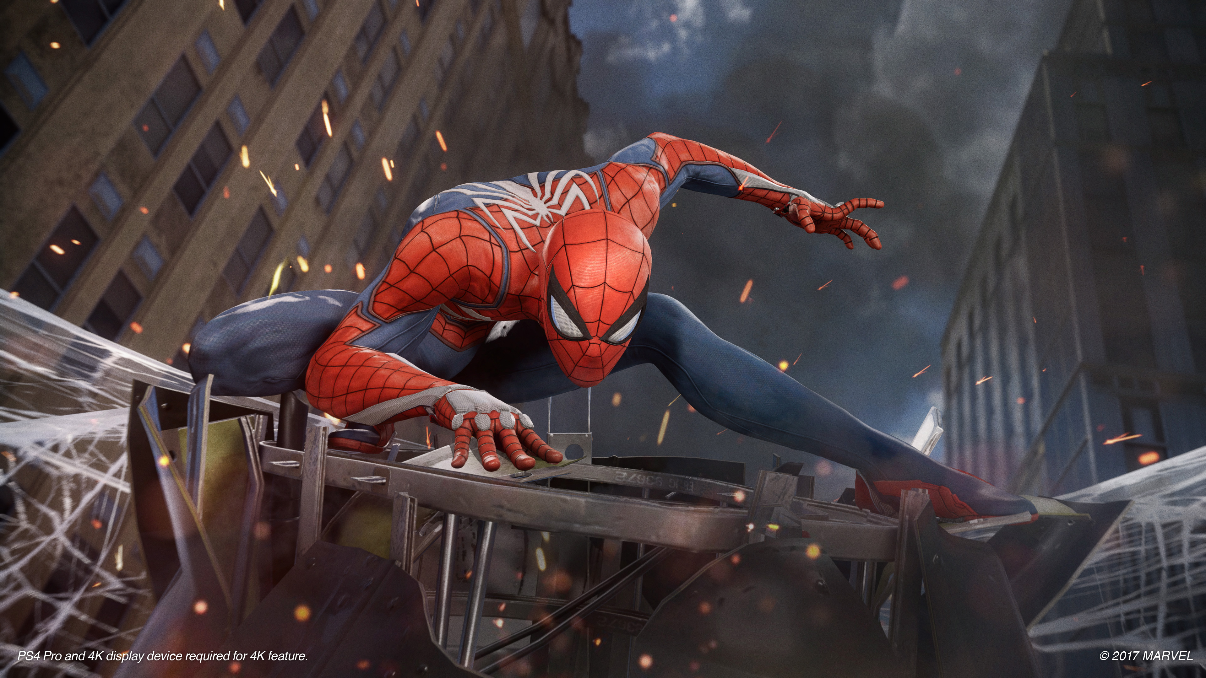 Spiderman Games Spider Man Insomniac Games