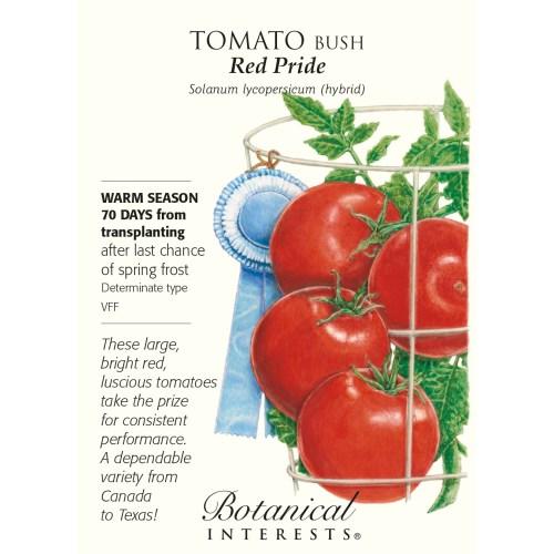 Medium Crop Of Better Bush Tomato