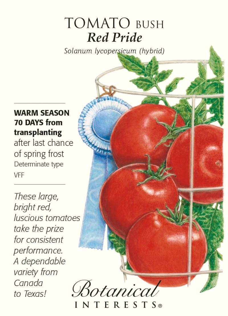Large Of Better Bush Tomato
