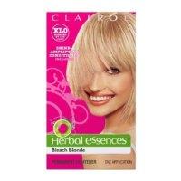 Clairol Herbal Essences Hair Color, XL0 Bleach Blonde   eBay