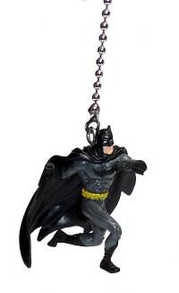 Batman Dark Knight Dc Comics Vinyl Ceiling Fan Pull ...