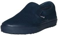 Vans Unisex Classic Slip On Kitchen Shoes-Navy/Navy | eBay
