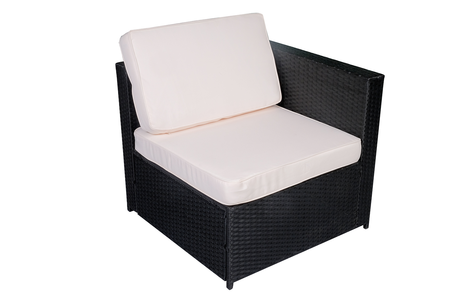 Rattan Sofa Set Ebay Black Wicker Patio Sectional Outdoor Sofa Furniture Set