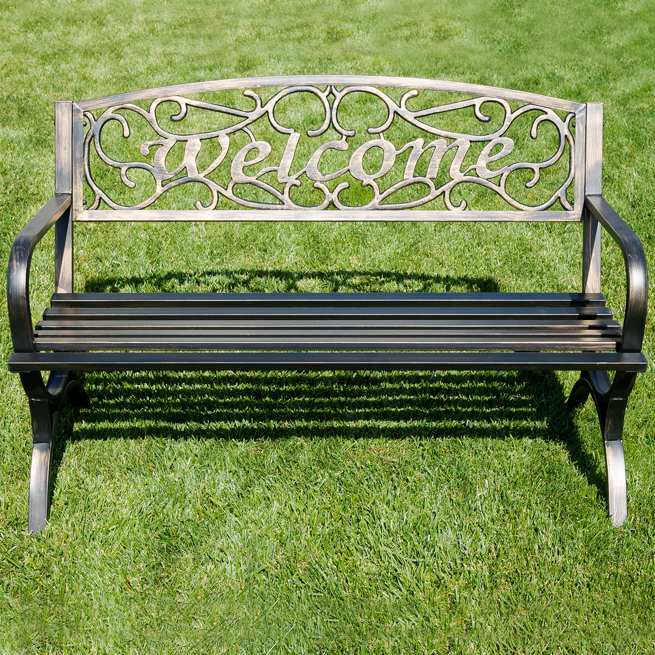 Wooden Park Benches Front Elegance Welcome Design Outdoor Park Bench Backyard Yard