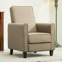 Recliner Club Chair Living Room Home Modern Design Recline ...