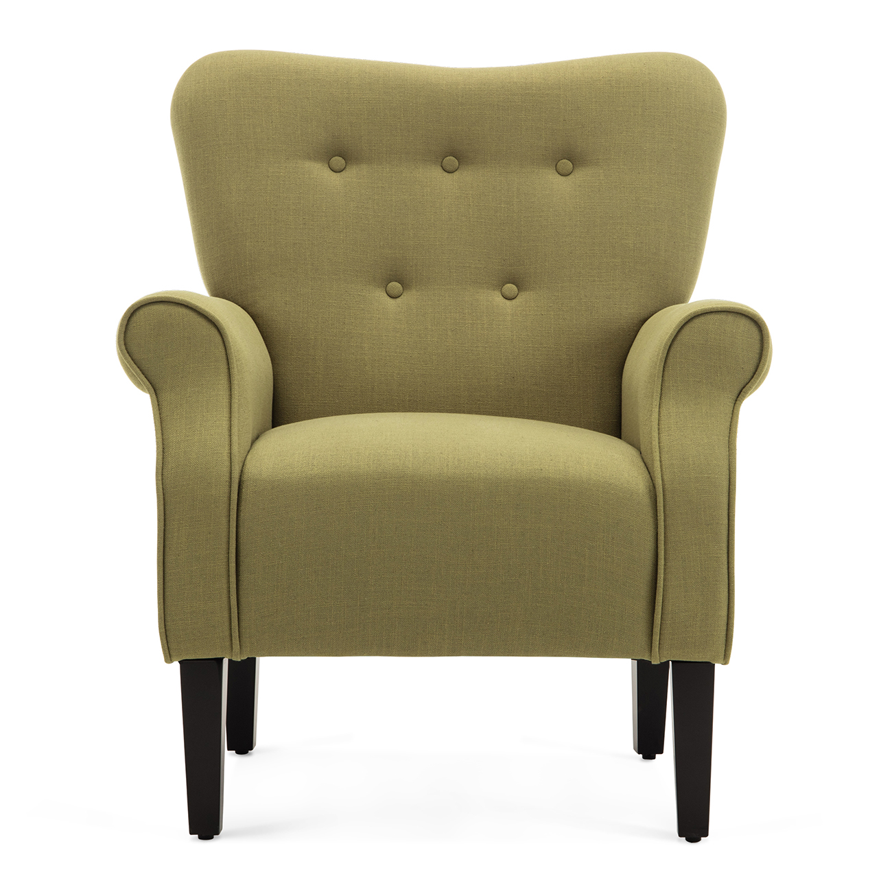 Accent Arm Chairs Details About Fabric Club Chair Accent Arm Chair Upholstered Single Sofa Living Room Furniture