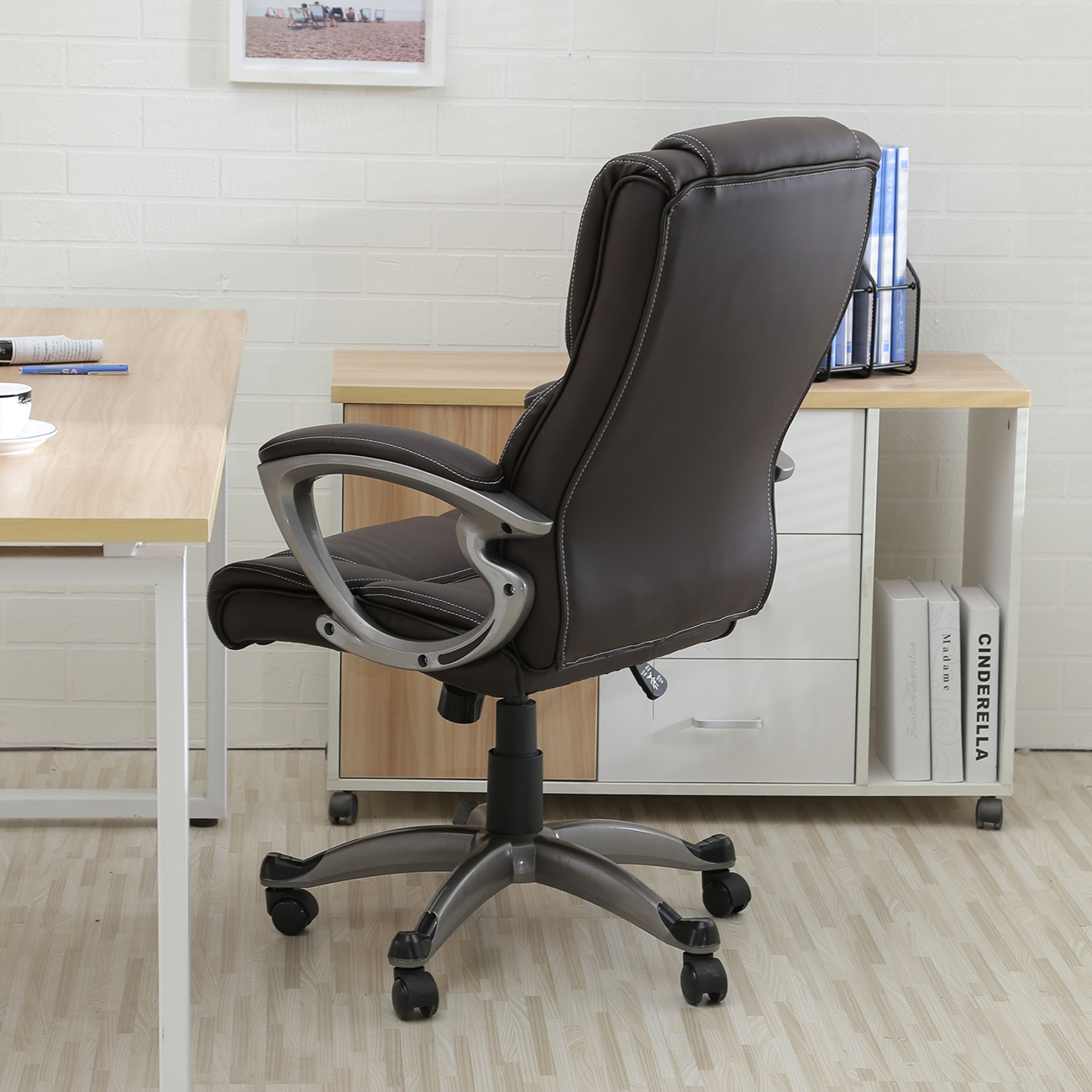 Cute Comfortable Desk Chairs Executive Office Chair High Back Task Ergonomic Computer