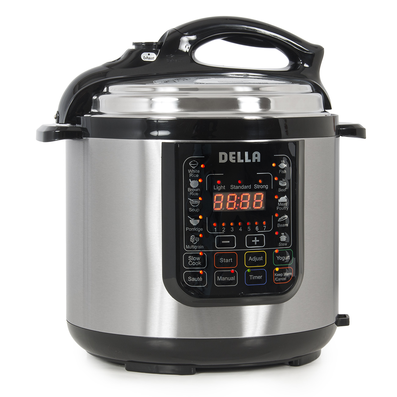 Electric Cooker Portable 1000 Watt Electric Pressure Cooker Kitchen Portable Slow