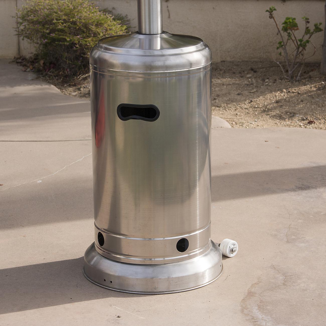 48000 Btu Outdoor Stainless Steel Propane Patio Garden