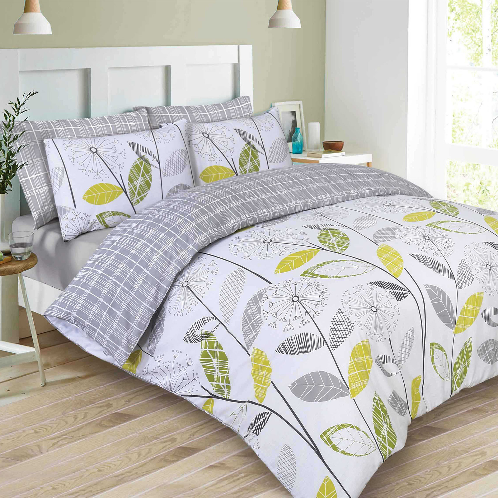 King Bed Duvet Cover Dreamscene Duvet Cover With Pillowcase Polycotton Bedding