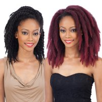 "CUBAN TWIST 12"" - FREETRESS EQUAL SYNTHETIC HAIR MARLEY ..."
