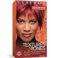 [CLAIROL] TEXTURES & TONES PERMANENT HAIR COLOR DYE KIT 1 ...