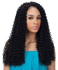 "3X PRE-LOOP WATER WAVE 16"" - FREETRESS SYNTHETIC CROCHET ..."