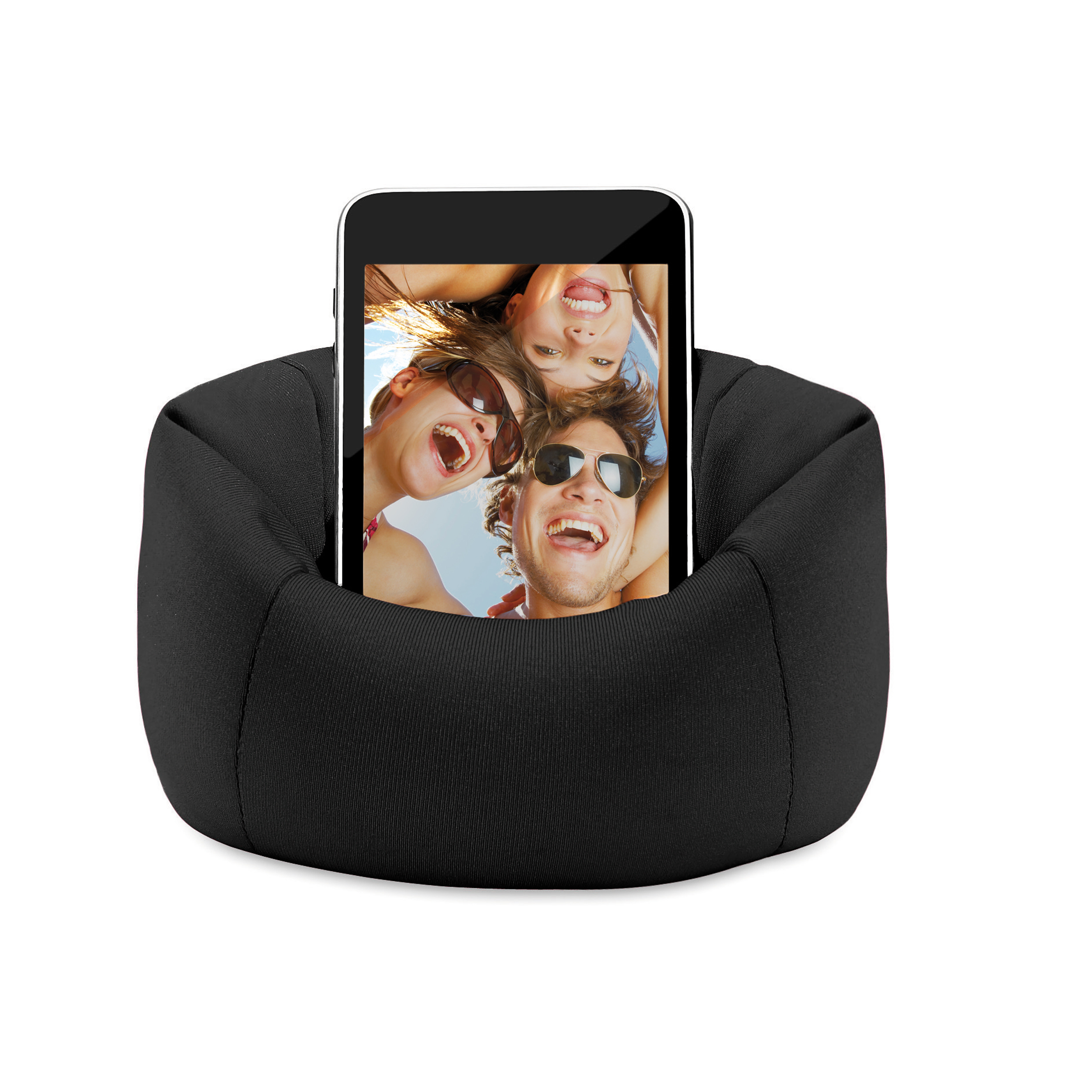 Handy Sessel Bean Bag Chair Sofa Holds Mobile Phone Up To 5 Quot Screens