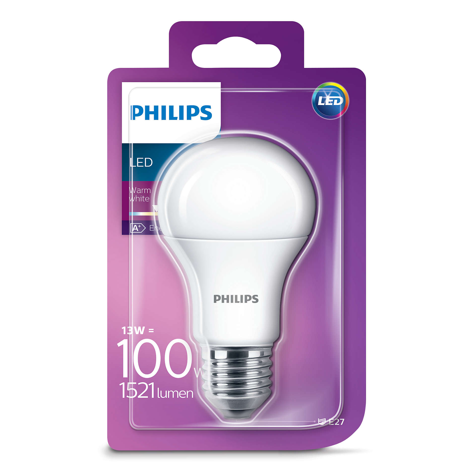 E27 Led 100w Details About 1x Philips Led Frosted E27 100w Warm White Edison Screw Light Bulb Lamp 1521lm