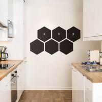 New Removable Vinyl Blackboard Wall Sticker Office Home ...