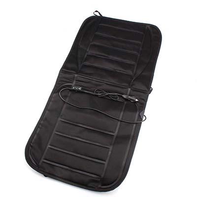 Heating Pad Car Heated Seat Cushion Cover 12v Black Warmer