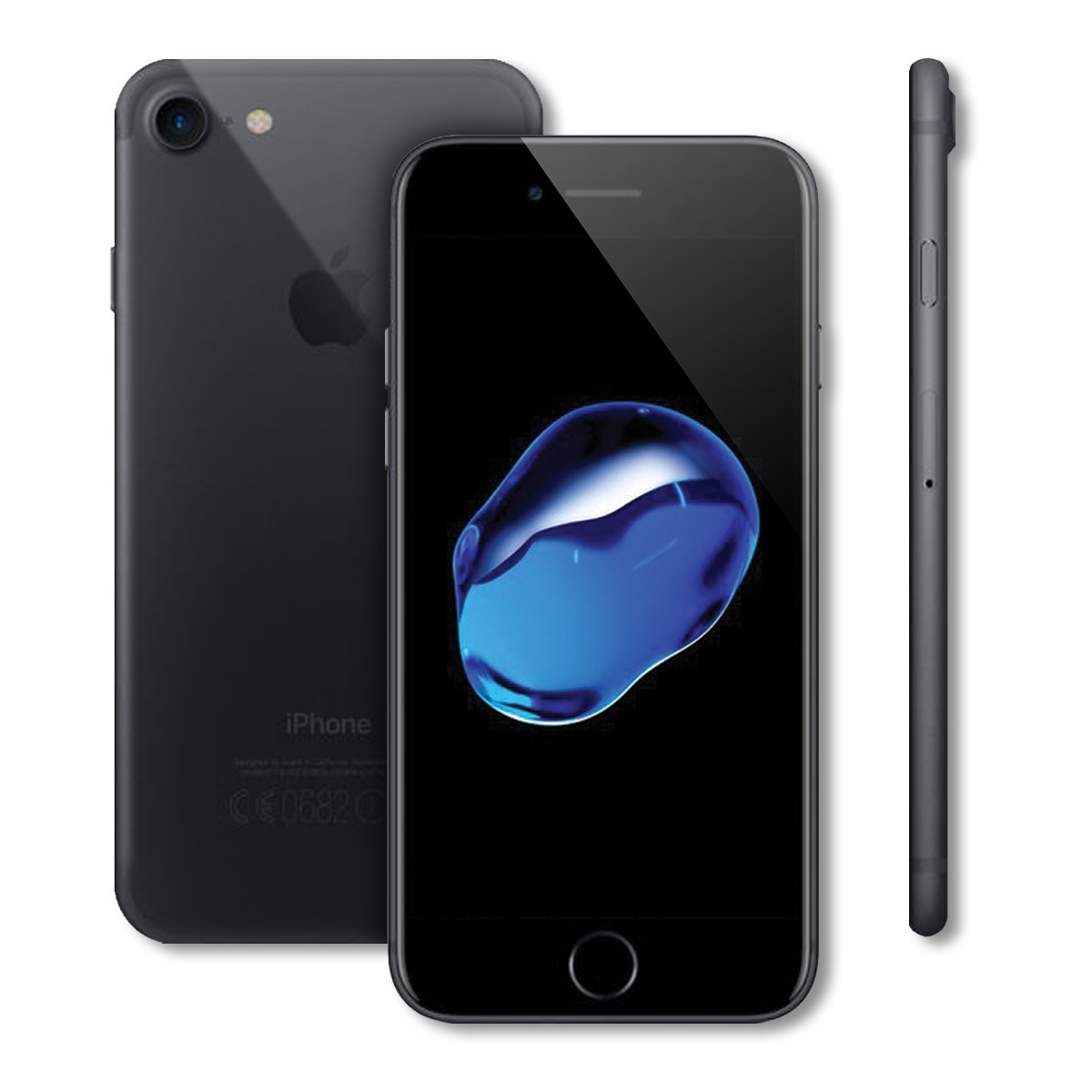 Iphone Mobile Apple Iphone 7 32gb Factory Unlocked Smartphone A1778 At Andt