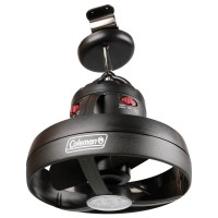 Coleman Cool Zephyr Camping Tent Portable Ceiling Fan w ...