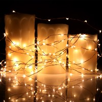 New 40ft 120 Micro LED String Lights on Copper Wire For ...