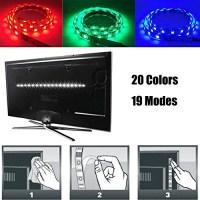 Kohree Bias Lighting for HDTV Multi Color RGB LED Strip ...