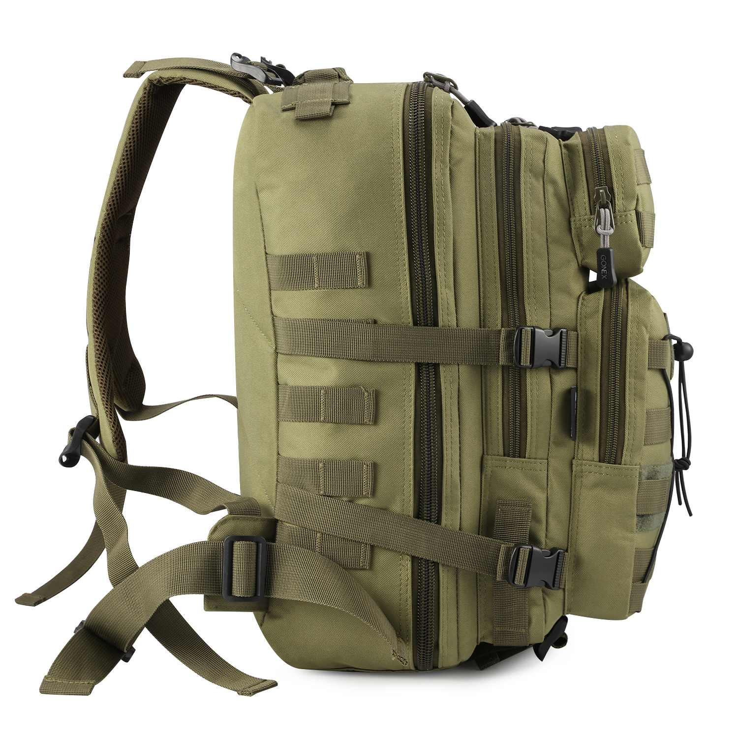 35l Rucksack Gonex 35l Molle Tactical Outdoor Military Assault Backpack