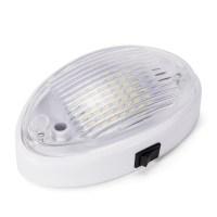2x LED Ceiling Porch Light Fixture 12V RV Interior