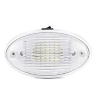 2x LED Ceiling Porch Light Fixture 12V RV Interior ...