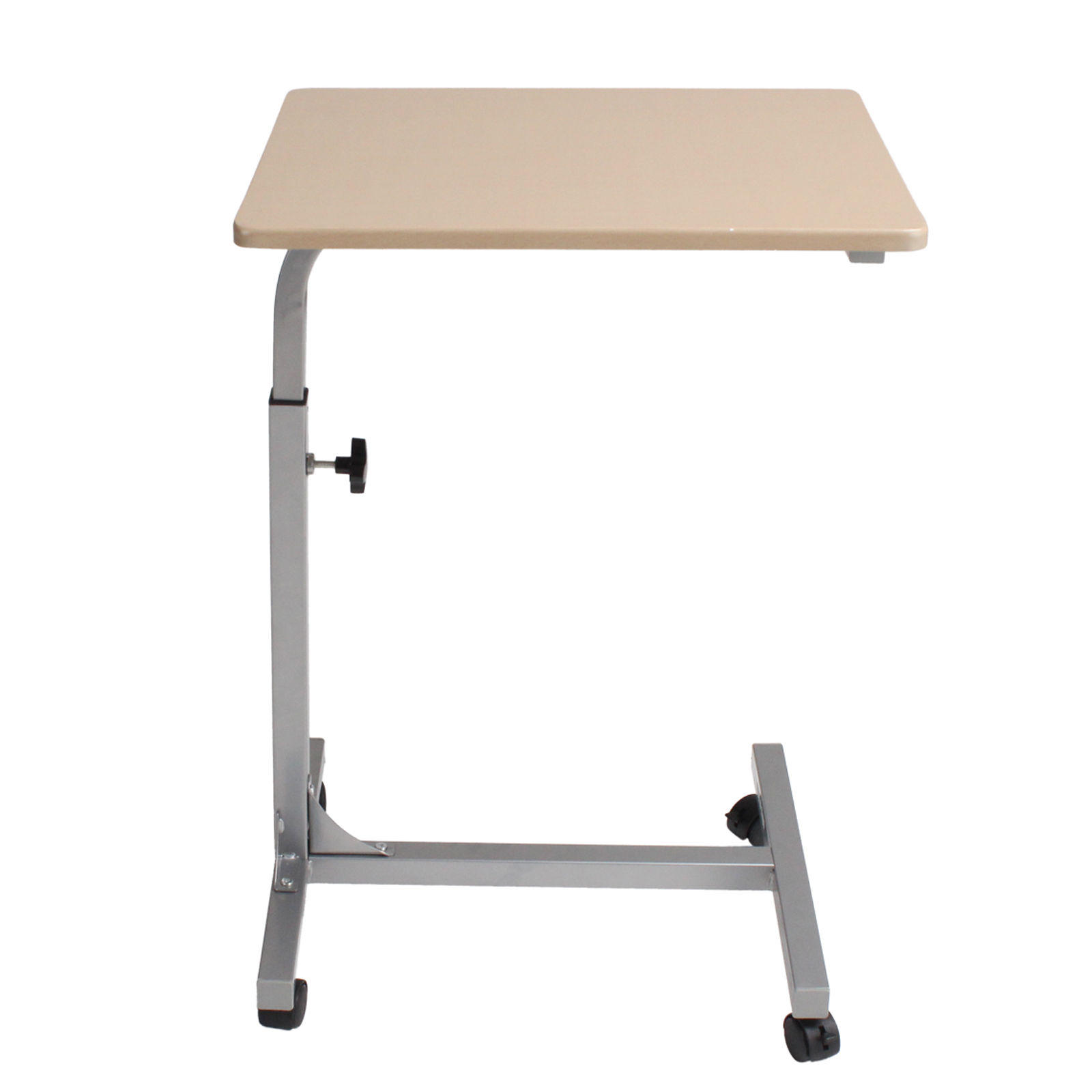 Tisch Mit Rollen Höhenverstellbar Height Adjustable Rolling Laptop Notebook Desk Bed